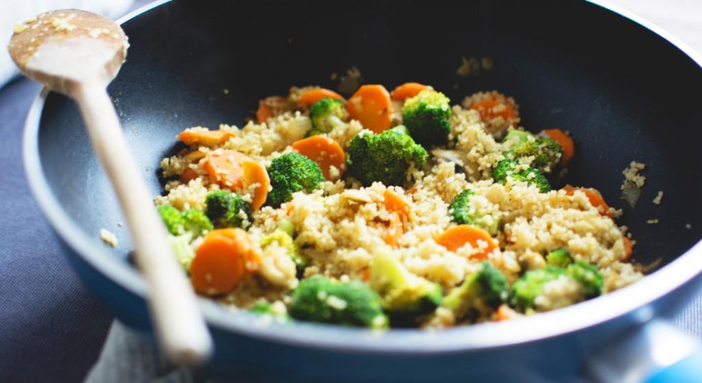 ZoGezond Gewichtsconsulente Breda - Recept couscous kip broccoli wortel