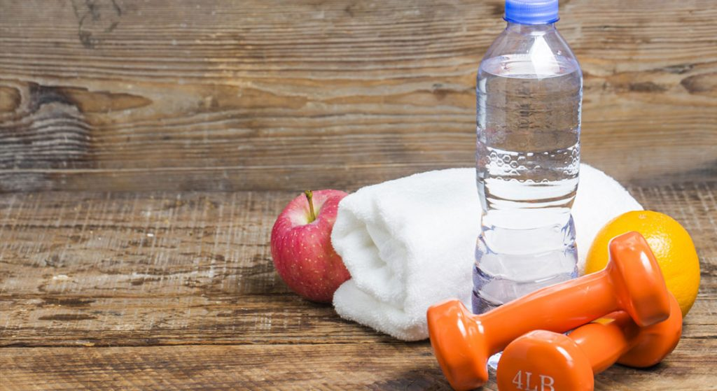 Sport en voeding ZoGezond